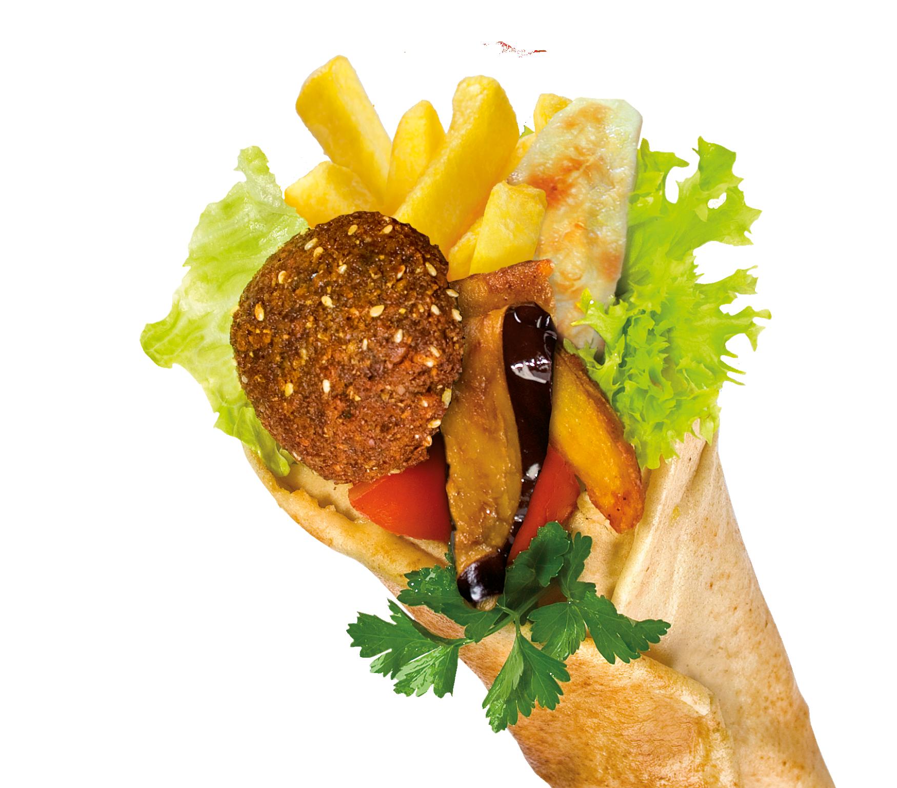 Du hast richtig Hunger und musst trotzdem schnell weiter?