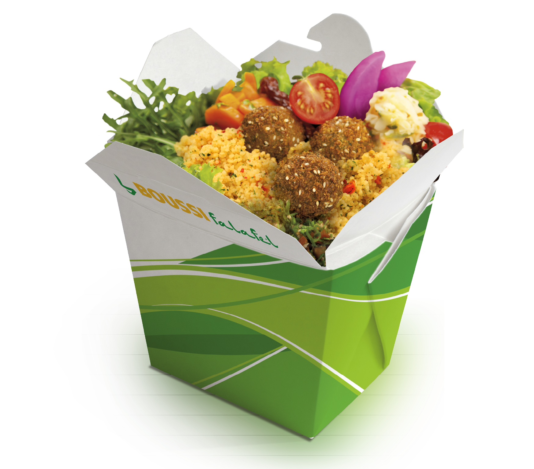 Die CousCous Box